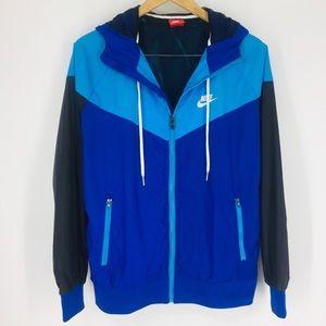 Nike Tech Vintage Color Block Jacket